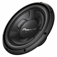 Pioneer 1300 Watt Max 12 Subwoofer 4 Ohm Single Voice Coil