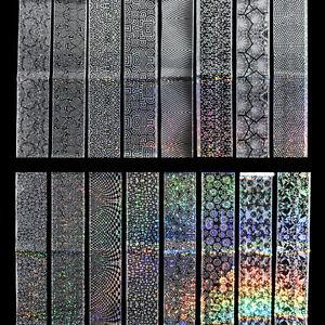 16Pcs-set-Laser-Holo-Starry-Sky-Nail-Foil-Nail-Art-Transfer-Sticker-Manicure-hot