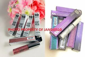 PICK FROM 11 SHADES ! Urban Decay Heavy Metal Glitter Eyeliner FULL SZ AUTHENTIC