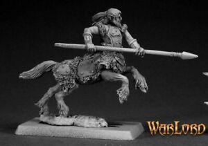 1 x CENTAUR WARRIOR - WARLORD REAPER figurine miniature rpg male lance 14489