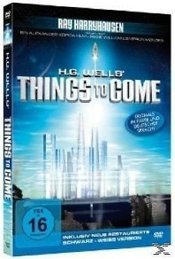1 von 1 - H.G.Wells-Things to come S.E. (2010)