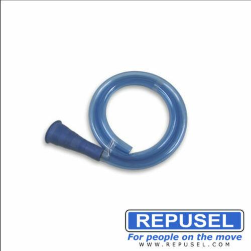 Flexible tuyau arrosage 1m-5m pour Camping Jardin Universal Adapté PVC bleu