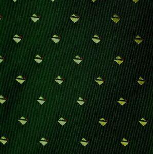 Green-Gold-Foulard-DIOR-Silk-Tie