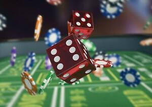 A1-Casino-Las-Vegas-Art-Poster-Print-60x90cm-180gsm-Party-Decoration-Gift-15845