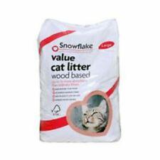 Snowflake Premium Wood Based Cat Litter 5ltr X 5 For Sale Online Ebay