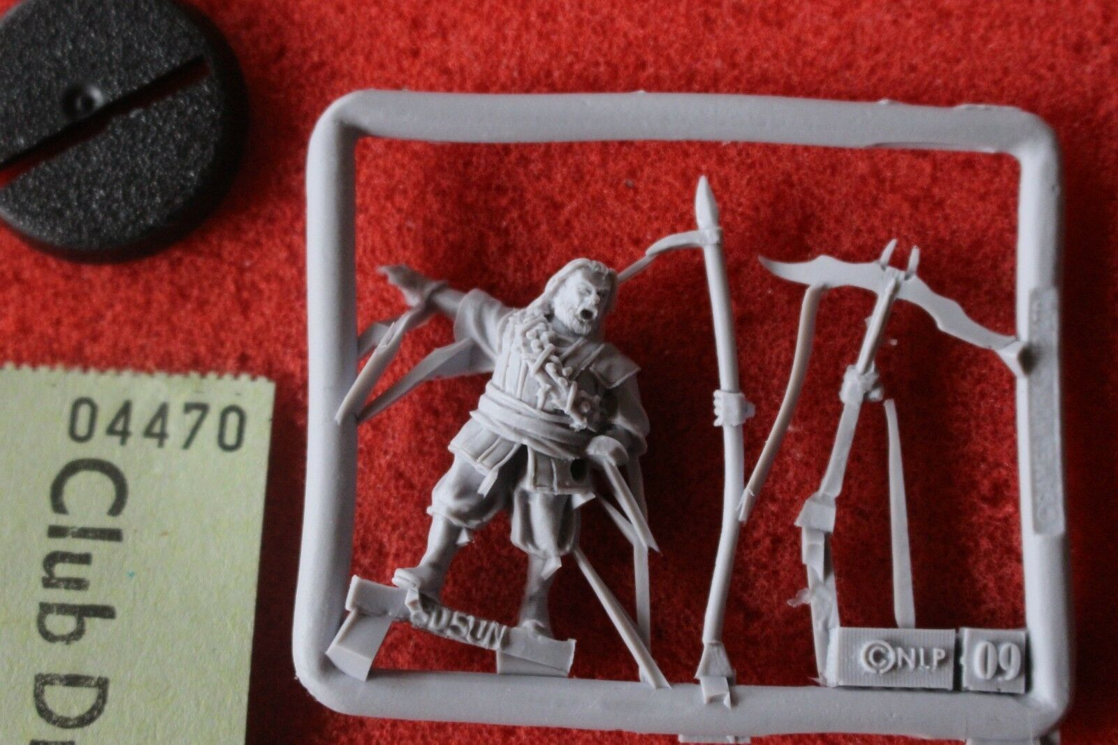 Games Workshop Lord of the Rings Corsair Bo'sun LoTR New Umbar Finecast New GW