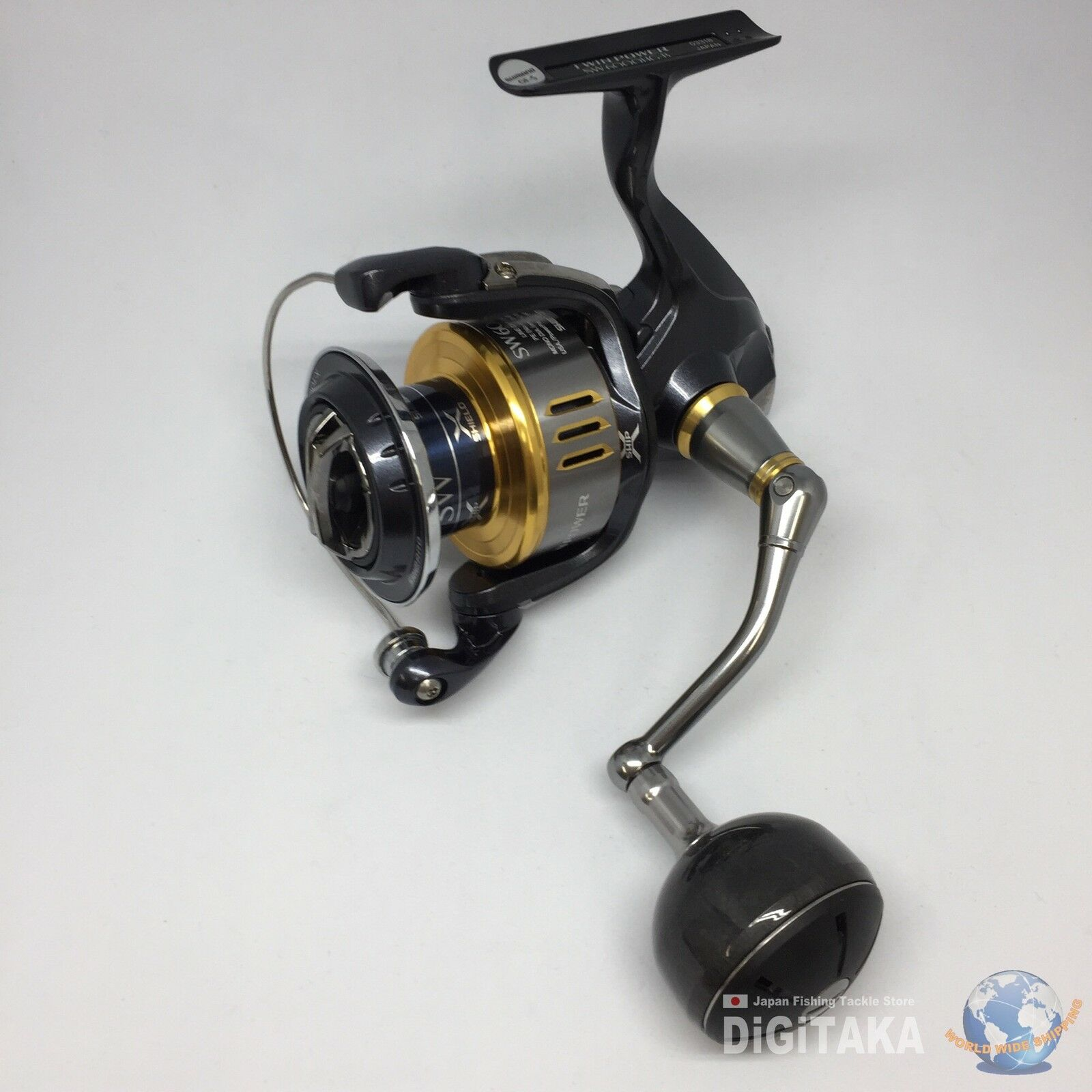 SHIMANO 15 TWINPOWER SW 6000HG    Free Shipping from Japan