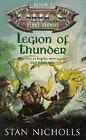 Legion of Thunder by Stan Nicholls (Paperback, 2000)