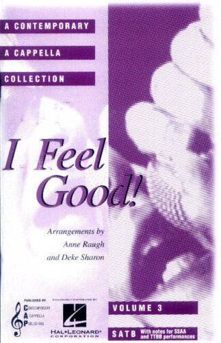 Contemporary A Cappella Songbook Collection 3 I Feel Good Noten für Chor SATB