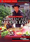 World Cafe Middle East 0736211943569 With Bobby Chinn DVD Region 1