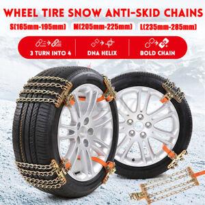 Schneeketten-Standmontage-Schnee-Anfahrhilfe-Reifen-Kette-fuer-KFZ-SUV-z