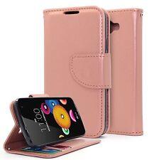 For Motorola Moto Z Play Verizon Hybrid PU Leather Wallet Pouch Case Flip Cover