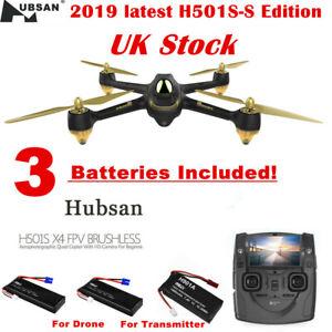 Hubsan-H501S-S-X4-Brushless-FPV-Quadcopter-Drone-1080P-Camera-GPS-Follow-Me-RTF