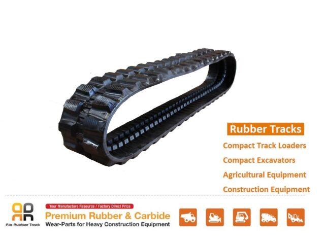 Rubber Track 320x54x78 Bobcat X231 X331 X334 X425 Case CK 32 Mini excavator