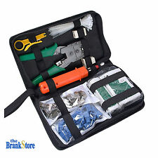 Computer Repair Kit Network Tool Set PC 9in1 LAN Cable Tester Maintenance Tools