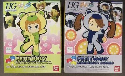 HG Gundam Build Fighter Petit/'gguy Chara/'gguy Fumina 1//144 model kit Bandai