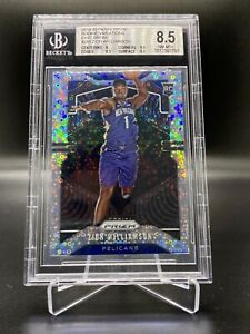 2019-20-NBA-PANINI-PRIZM-FAST-BREAK-VARIATION-ZION-WILLIAMSON-248-BGS-8-5-RARE