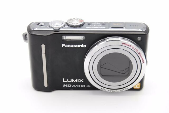 panasonic lumix dmc zs7 dmc tz10 12 1mp digital camera black ebay rh ebay com panasonic lumix zs7 manual panasonic dmc sz7 mode d'emploi