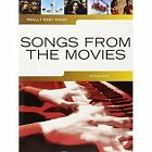 Really Easy Piano: Songs from the Movies by Music Sales Ltd (Paperback, 2014)