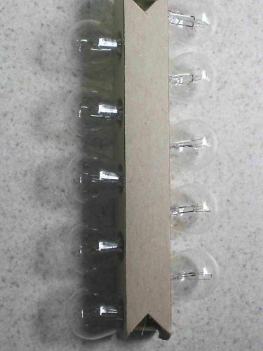 Lot of 10 New Westinghouse Miniature Light Bulbs 1696