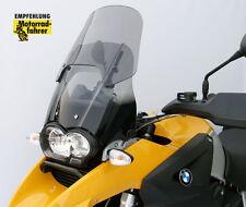BMW R1200GS Variotourenscheibe VT Variotouringscreen grau Windschild Scheibe ABE