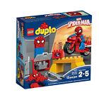 LEGO Duplo 10607 Spider-man Motorrad Werkstatt