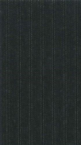 Complete STRIPE BLACK Ready Made Vertical Blinds 6 sizes Can be Cut NEW