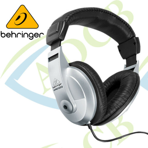 Behringer HPM1000 General Multi-Purpose Headphones High Dynamic Oval Shaped ear