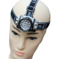 Bright Headlight Torch Headlamp Head Lamp Light With Adjustable Strap 14 Led