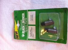 Black and Decker Motor Carbon Brushes R.M.1 Lawnmower SP133