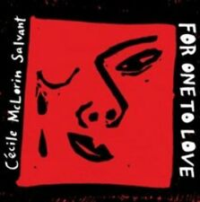 C'CILE MCLORIN SALVANT - FOR ONE TO LOVE [DIGIPAK] NEW CD