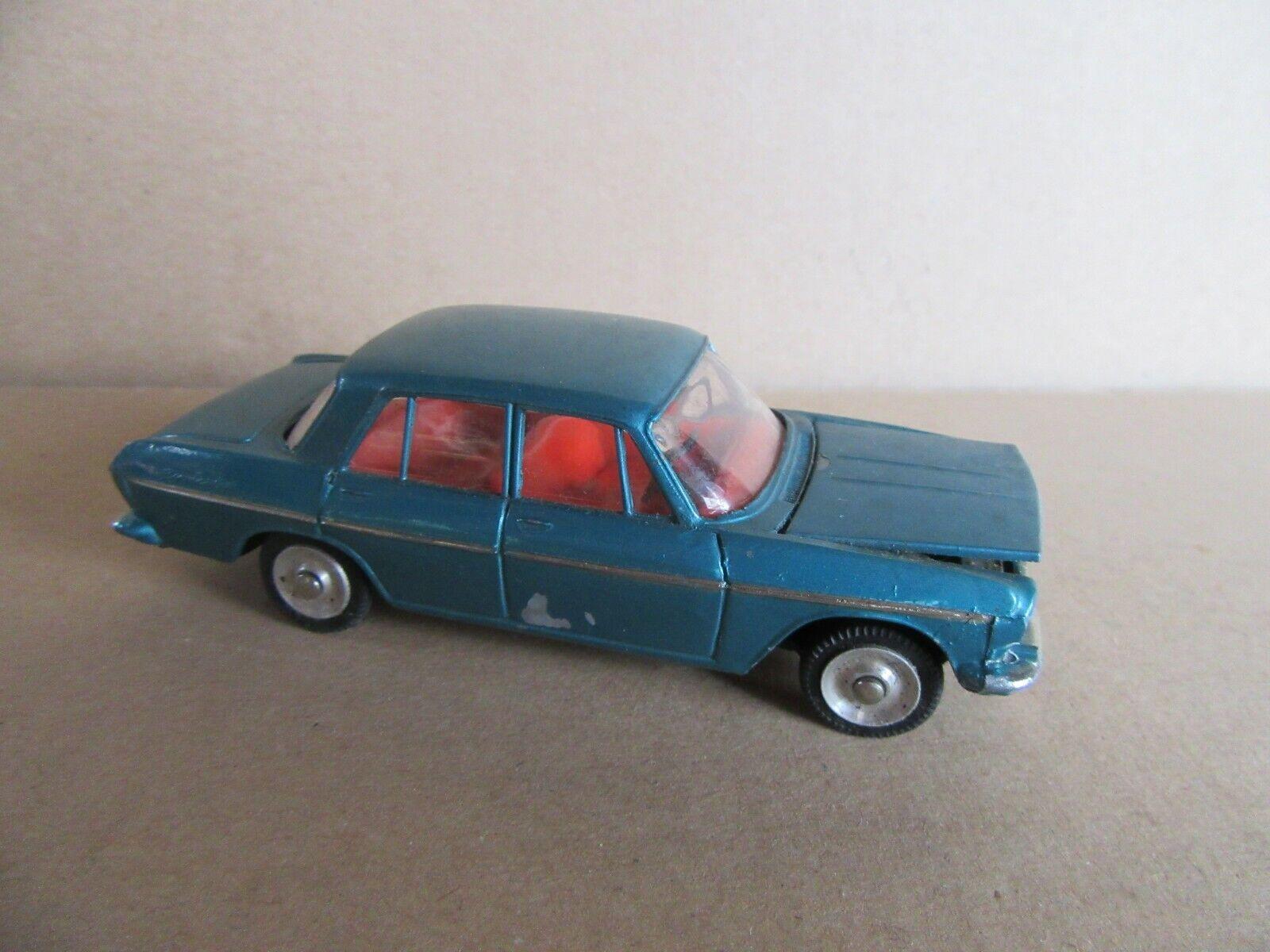 304I 1960'S Asahi ATC Model Pet 20 Toyopet Crown Deluxe 1 43 Repeint