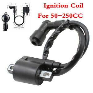 Details about Ignition Coil For 50cc 90cc 110cc 125cc 150cc 250cc Chinese  Taotao ATV Scooter