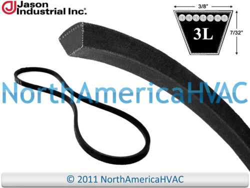 "NEW VBelt FHP V-Belt 3L 3L400 Industrial Grade 3//8/"" x 40/"" HVAC Lawn Mower Auto"