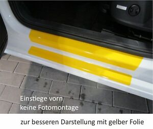vw golf 7 berline porte porti re seuil voiture protection film de ebay. Black Bedroom Furniture Sets. Home Design Ideas