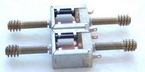 Scalextric STS Paire de Moteurs electriques 12 V neufs