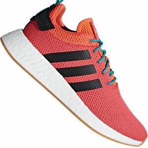 Adidas-Original-Nmd-R2-Nomad-Herren-Turnschuhe-Baskets-Boost-Schuhe-Chaussures