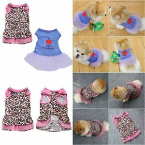 Summer-Female-Pet-Dog-Cat-Tutu-Dress-Lace-Skirt-Small-Puppy-Princess-Clothes-New