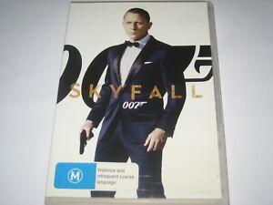 SKYFALL-DVD-R4-PRE-LOVED