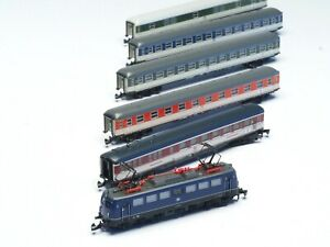 81435-Marklin-Z-5-pole-motor-DB-034-Pop-Color-034-Passenger-train-set-OLYMPIC-GAMES