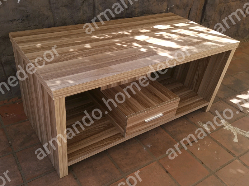 New coffee table with 2 drawers for storage