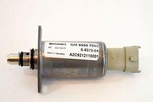 Vauxhall Astra H Zafira Vectra C Z22YH 2.2 Fuel Pump Pressure Regulator 95507060