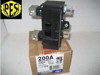 Square D 200amp Qom2200vh Main Breaker Found In Qo & Homeline Panels 22k