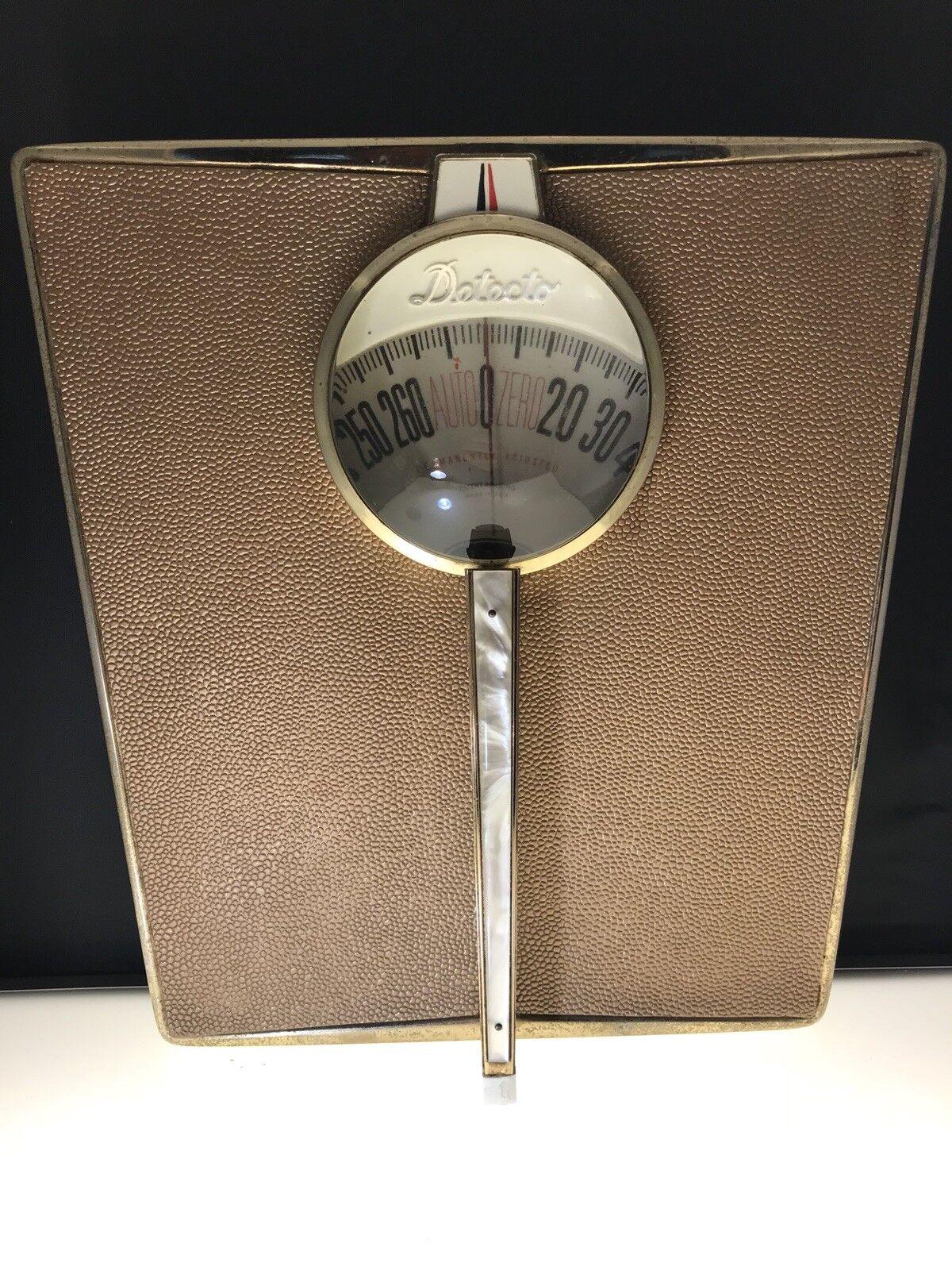 1950's 60's Retro Detecto Scale