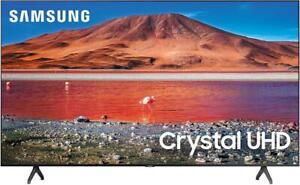 43 SAMSUNG UN43TU7000 - 4K UHD - 120hz - Smart LED TV - 1 Year OPENBOX Warranty - 0% Financing Available - OPENBOX Calgary Alberta Preview