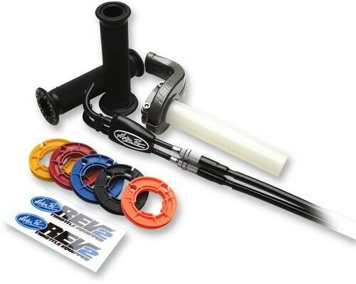 Motion Pro Rev 2 Throttle Kit With Grips 01-2784MP 0632-0777 70-22784 06-012784