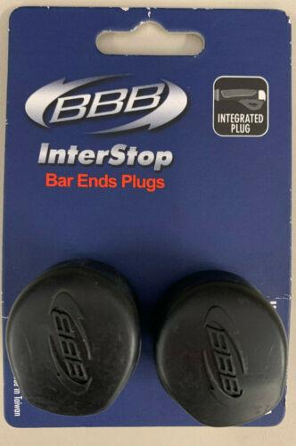 passend für BBB InterGrip //InterFix Lenkerendkappen BBB InterStop BHG-52 Paar