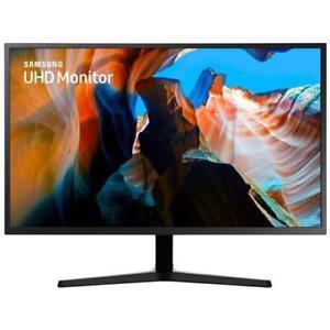 SAMSUNG Monitor 32 LED UJ59 3840 x 2160 UHD Tempo di Risposta 4 ms