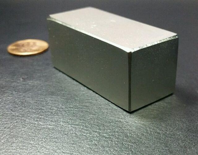 Huge Neodymium Block Magnet Super Strong Rare Earth N52 4 x 2 x 1 Inch