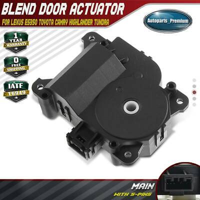 HVAC Recirculation Door Actuator-Air Door Actuator fits 05-18 Toyota Tacoma